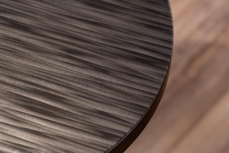テーブル(ダイノックガラスフィルム)