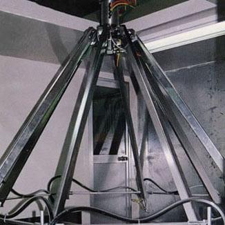 ロータリースプレー塗装装置