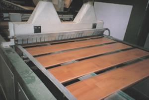建材表面の清掃